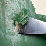 Så nemt kan du fjerne gammel maling