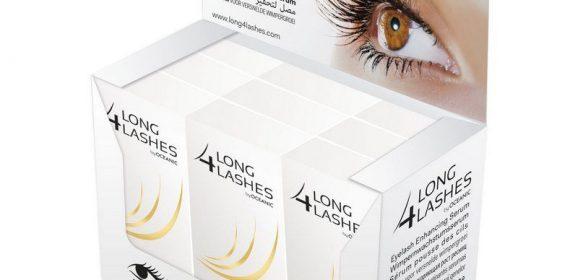 Prøv den smarte øjenvippe serum, der giver dig lange vipper